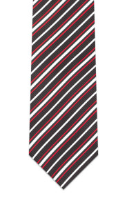 champion-red-black-white-striped-tie