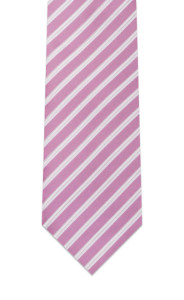 lotus-striped-tie