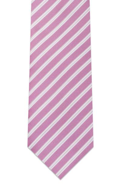 lotus-striped-tie