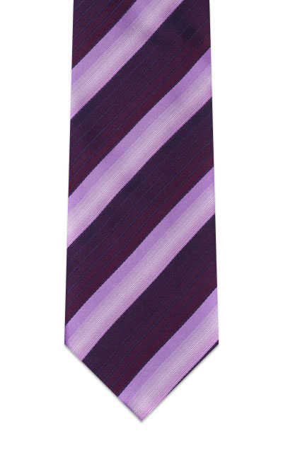 royal-purple-striped-tie